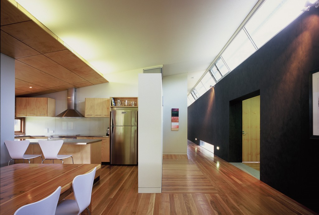Hunter Valley Accommodation Kitchen at The Vintry