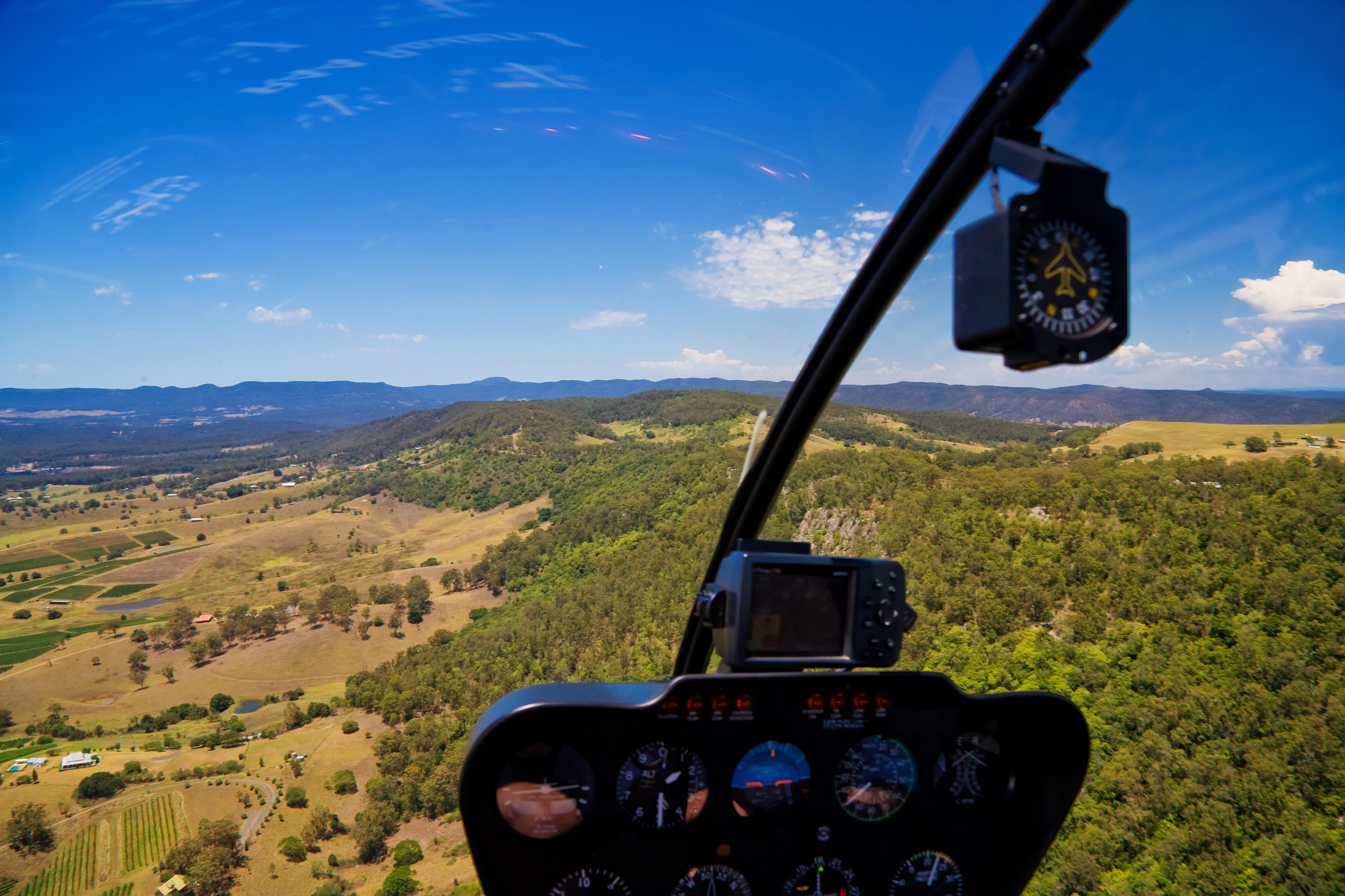 Hunter Valley Helicopter Flights
