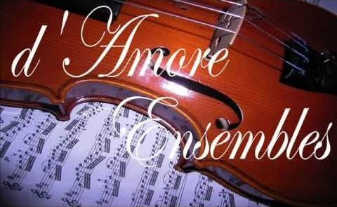 d'Amore Ensembles. Hunter Valley Wedding Music