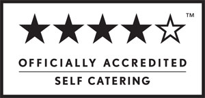 The Vintry | Officially Accredited 4 1/2 Star Self Catering