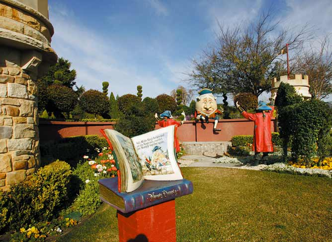 Storybook Garden at Hunter Valley Gardens