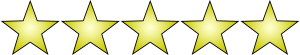 5 Star Accommodation Rating