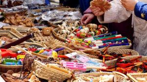Handmade Hunter Markets at Pokolbin in the Hunter Valley