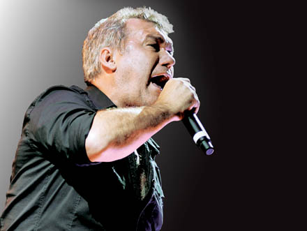 Jimmy Barnes and the Red Hot Summer Tour at Roche Estate, Pokolbin Hunter Valley