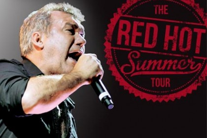 Jimmy Barnes at Roche Estate, in Pokolbin, Hunter Valley