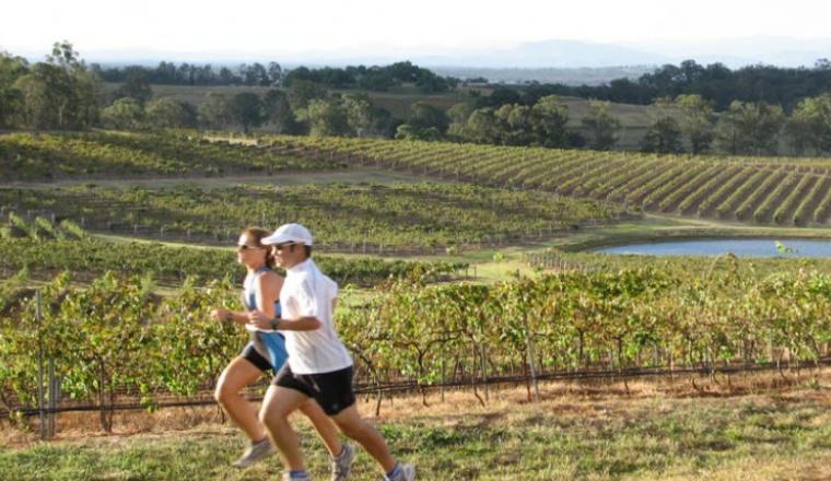 Hunter Valley Winery Running Festival