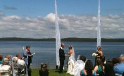 A Memorable Ceremony. Hunter Valley Marriage Celebrants. Sharon Way