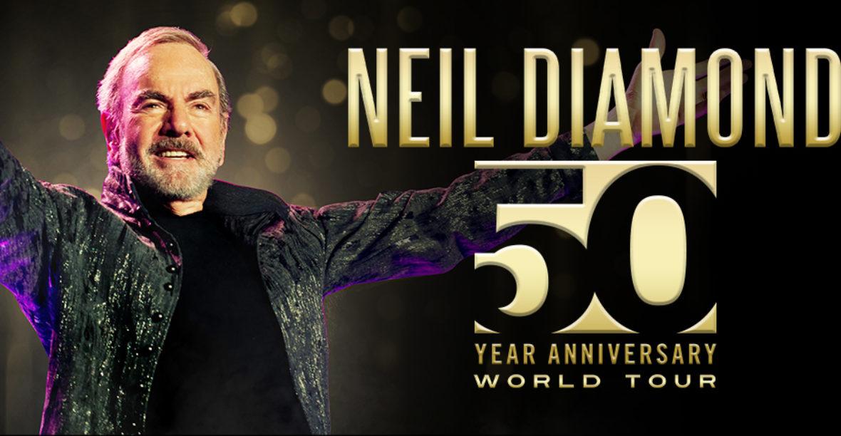 Neil Diamond at Roche Estate