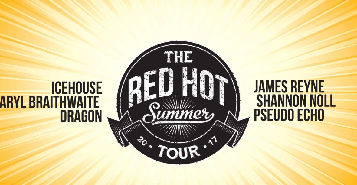 Red Hot Summer at Roche Estate
