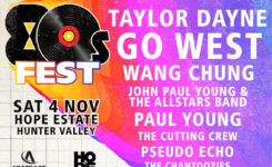 80's Fest @ Hope Estate | Pokolbin | New South Wales | Australia