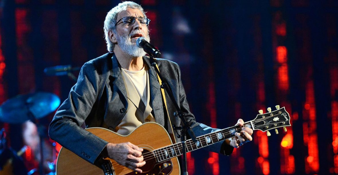 Yusuf Cat Stevens at Roche Estate