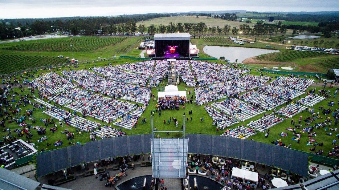 Roche Estate Concerts