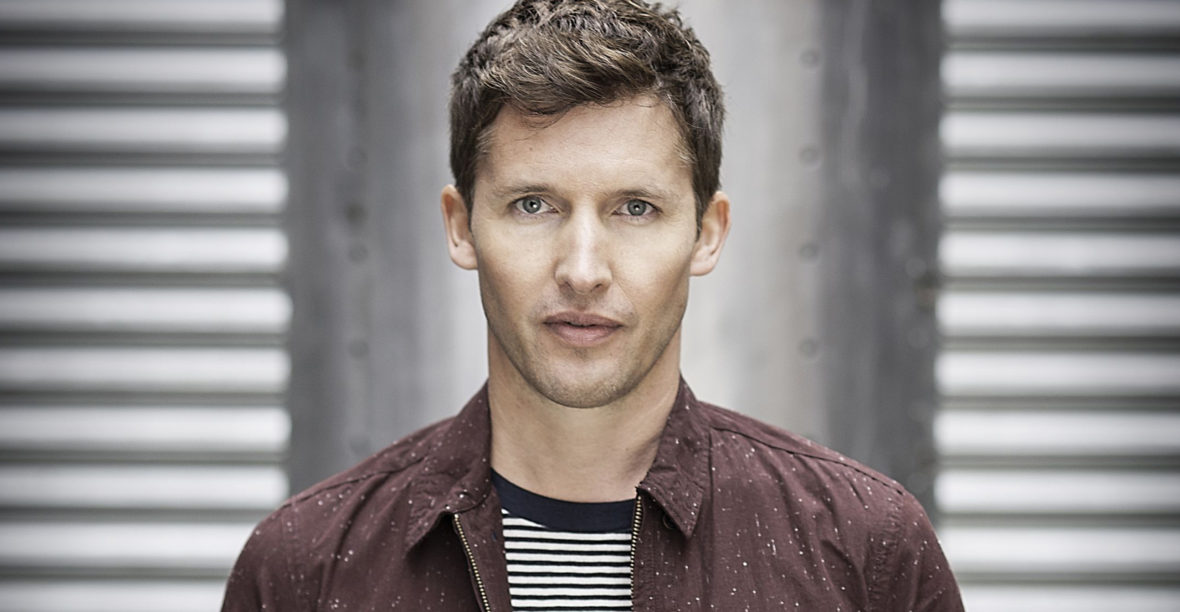 James Blunt at Bimbadgen