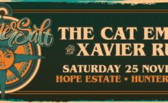 SummerSalt The Cat Empire & Xavier Rudd @ Hope Estate   Pokolbin   New South Wales   Australia