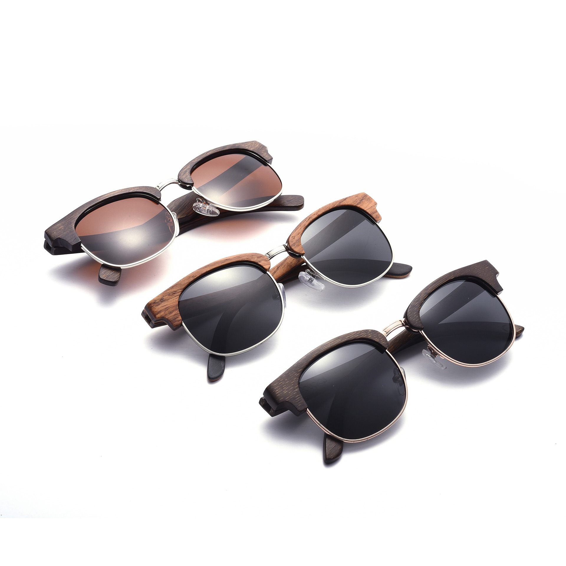 ROAM Unique Wooden Sunglasses