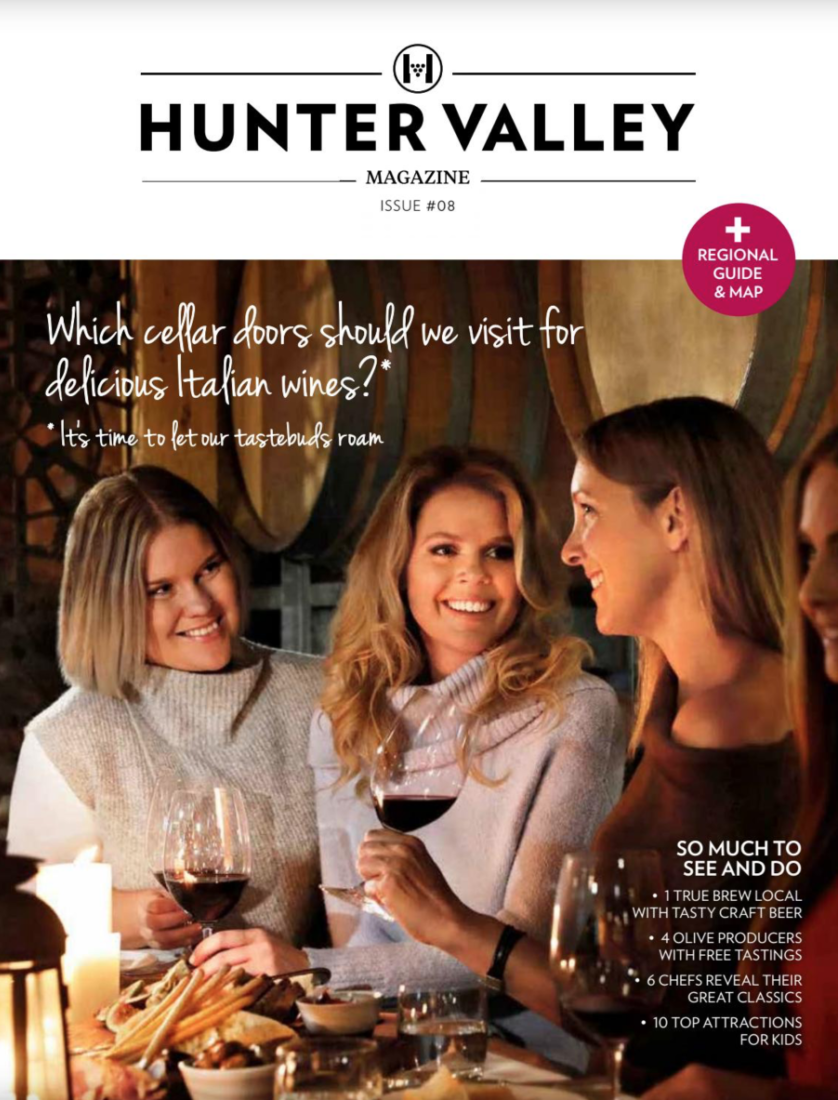 Hunter Valley Magazine 8