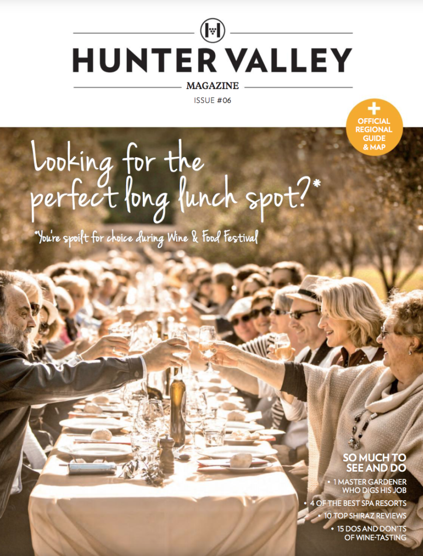 Hunter Valley Magazine 6