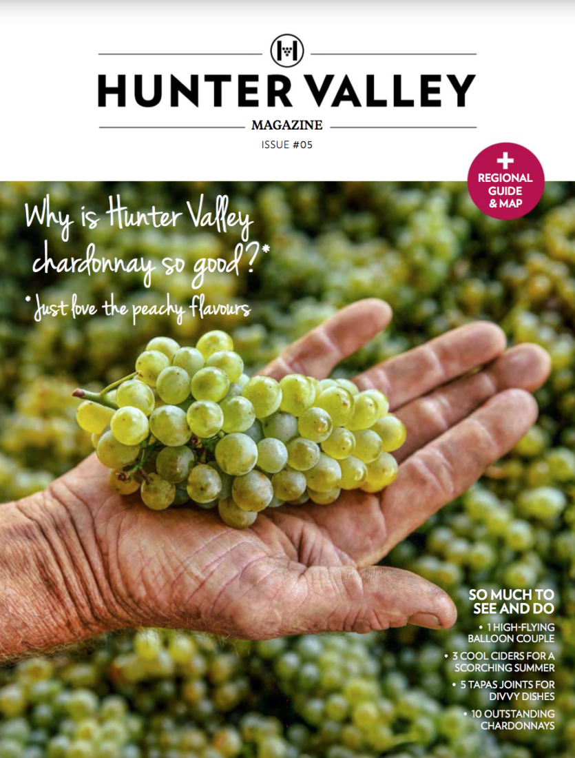 Hunter Valley Magazine