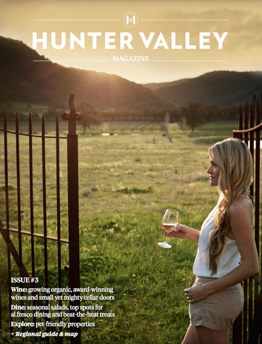 Hunter Valley Magazine 3