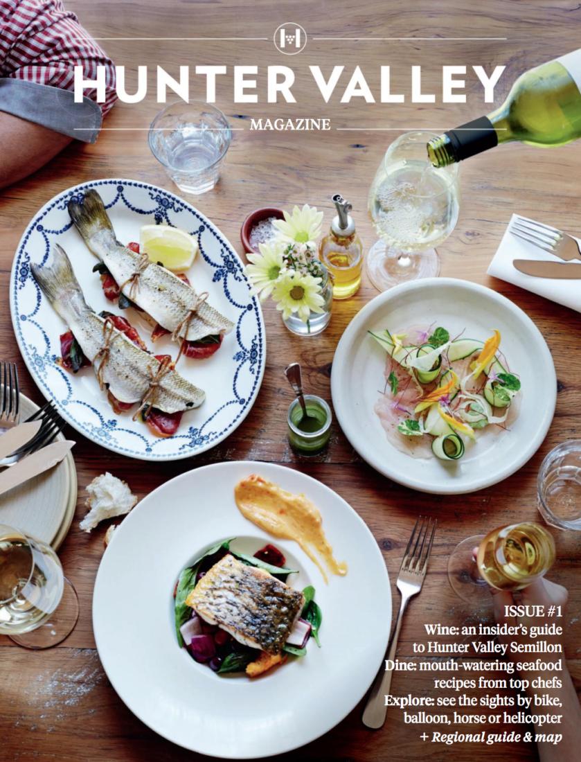 Hunter Valley Magazine 1