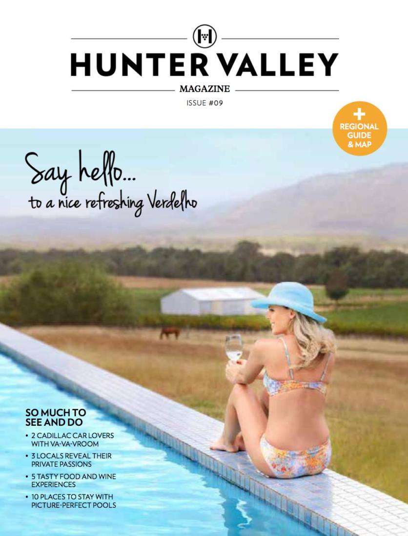 Hunter Valley Magazine 9