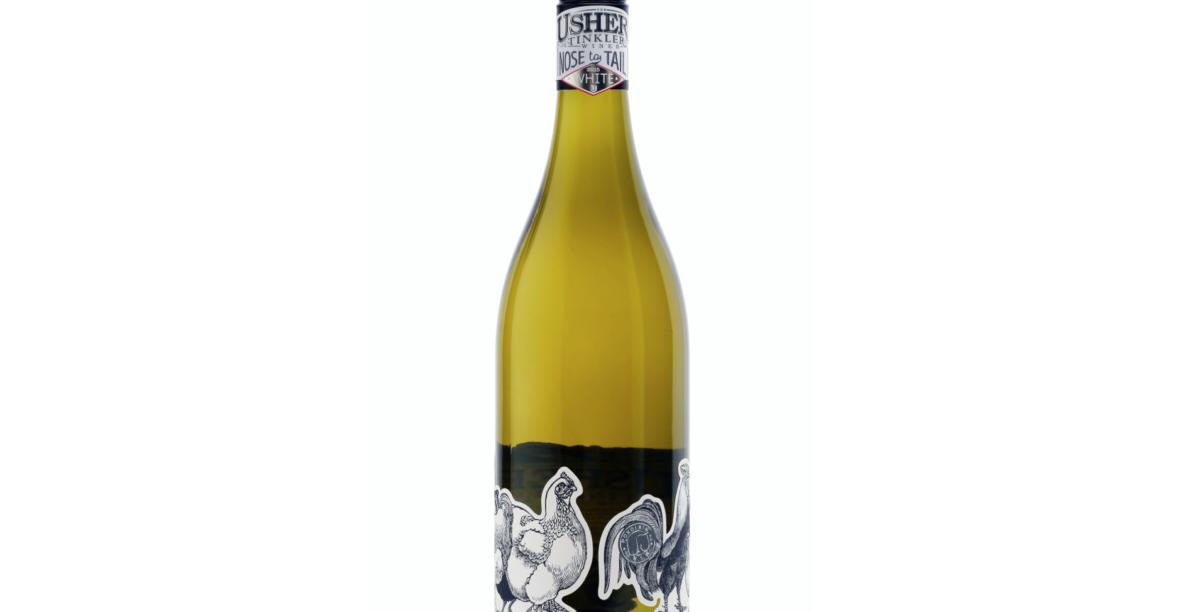 Usher Tinkler Wines | Nose to Tail White 2016
