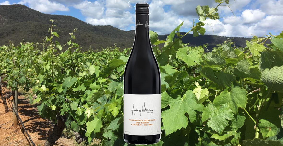 Audrey Wilkinson Winemakers Selection Shiraz 2015