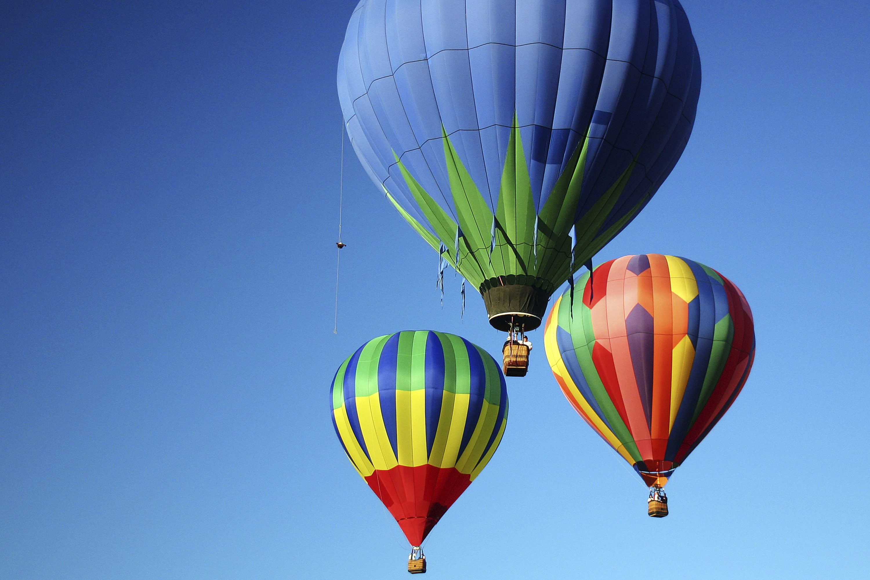 Hot Air Ballooning in the Hunter Valley