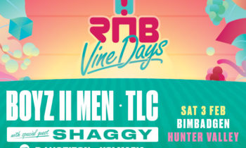 RNB Vine Days featuring Boyz II Men and TLC @ Bimbadgen | Pokolbin | New South Wales | Australia