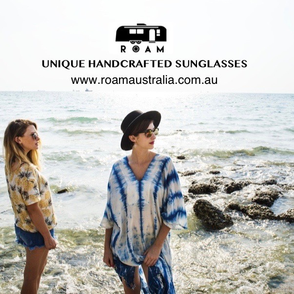 Unique Handcrafted Sunglasses | The Vintry. Hunter Valley accommodation in the vineyards at Pokolbin