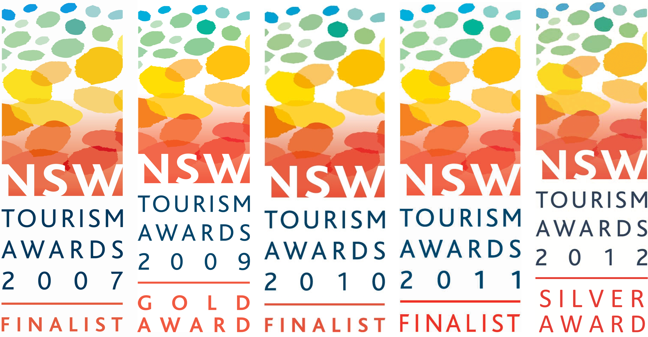 NSW Tourism Awards Best Accommodation, The Vintry Hunter Valley