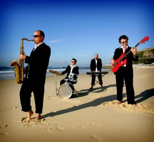 Funky Do Da's. Hunter Valley Wedding Music and Entertainment
