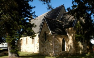 Hunter Valley Weddings and Receptions, All Saintes Woodvilee