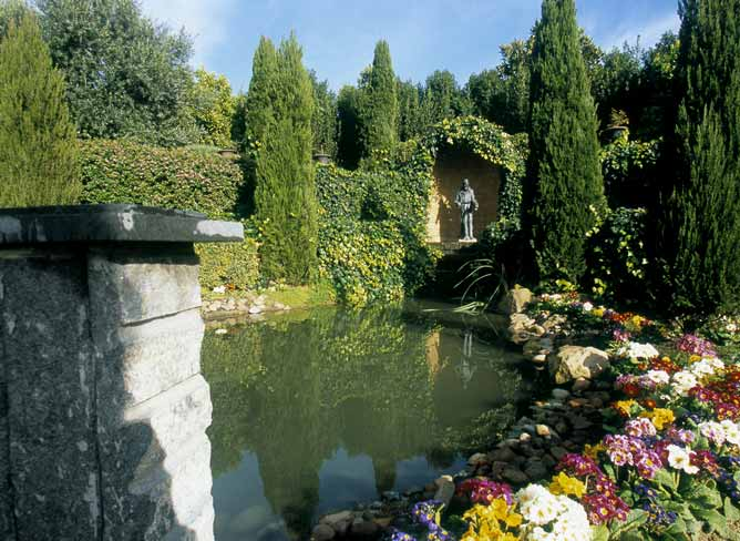 The Italian Grotto at Hunter Valley Gardens