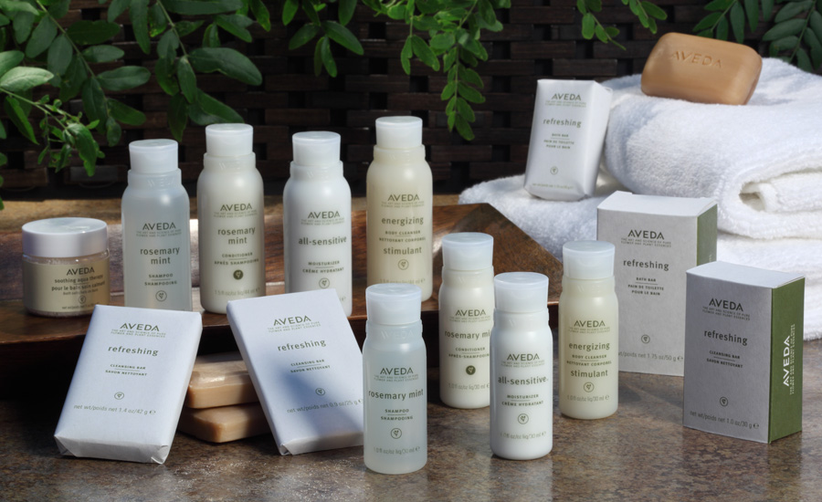 Aveda Guest Amenities And Toiletries