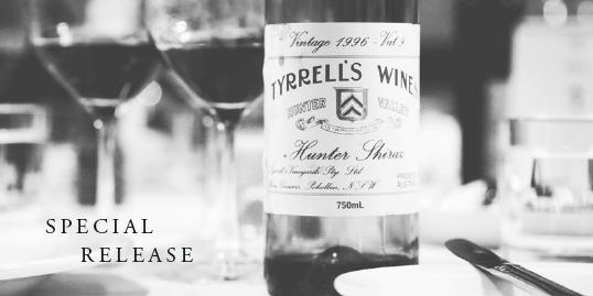 Tyrrell's Winemaker's Selection Range