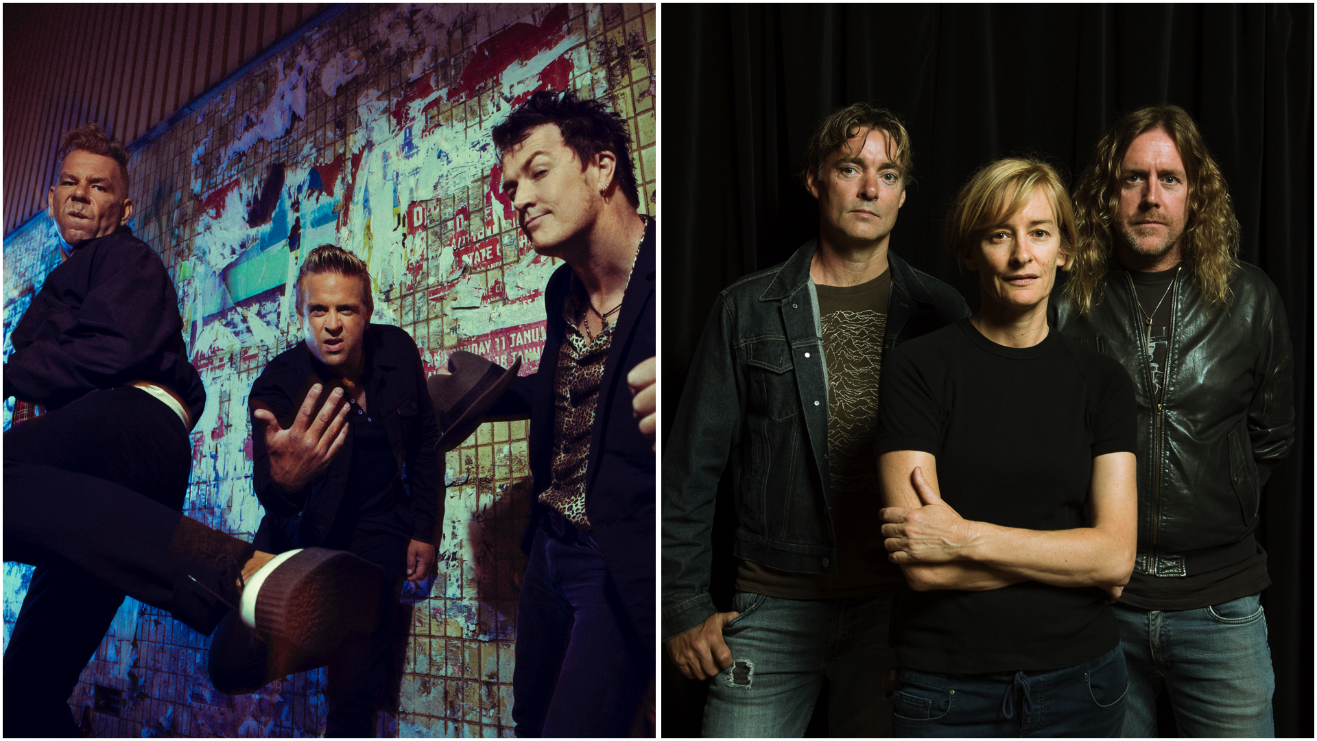 The Living End and Spiderbait