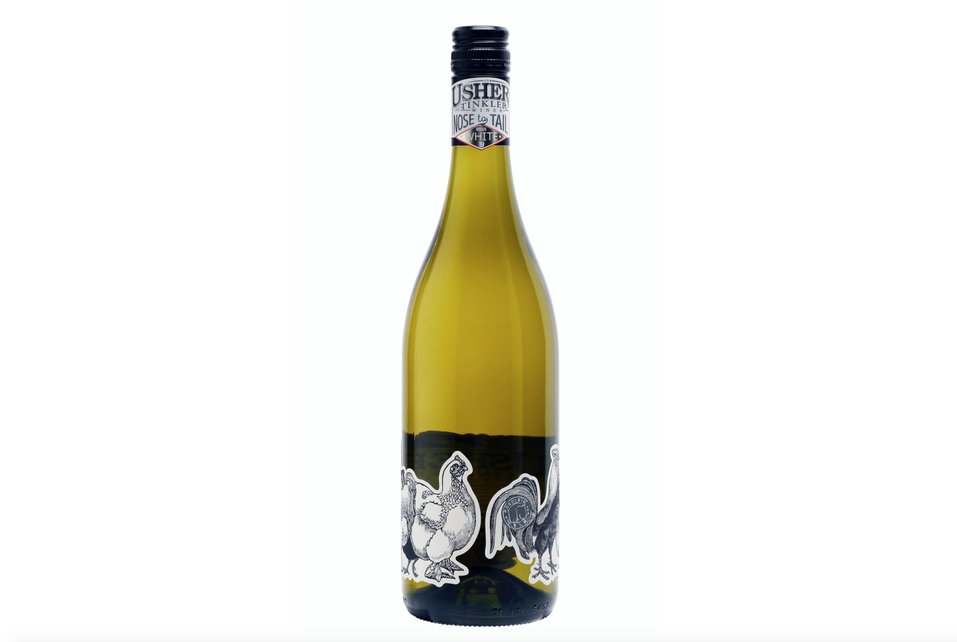 Usher Tinkler Wines | Nose to Tail White