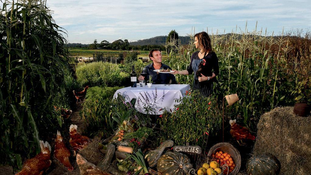 NSW Tourism Awards 2017 Margan Restaurant Hunter Valley